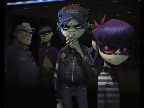 Clit de wood gorillaz cancion lera east de