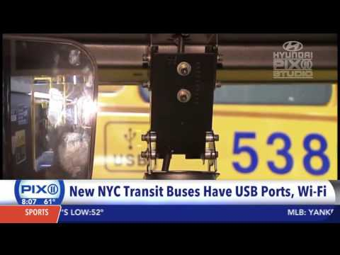 New NYC Buses Hit Streets, But Critics Say Major Pedestrian Safety Issue Remains