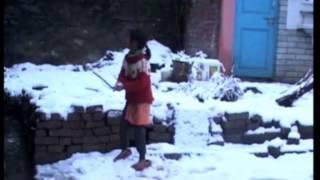 18 jan, 2013 - Midnight showers, hailstorm cools Delhi, temperature dips across India