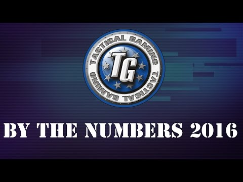 TG By The Numbers 2016