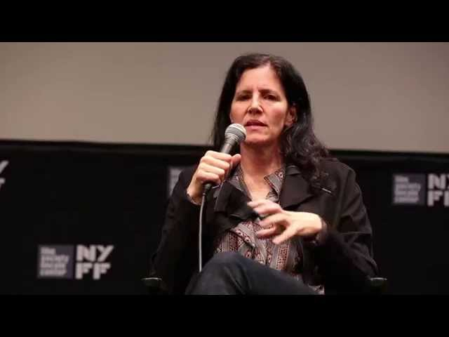 "NYFF52: ""CITIZENFOUR"" Q&A 