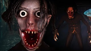 A MICHAEL JACKSON HORROR GAME THAT GAVE ME MY SCARIEST JUMPSCARE! | Escape the Ayuwoki Creepypasta