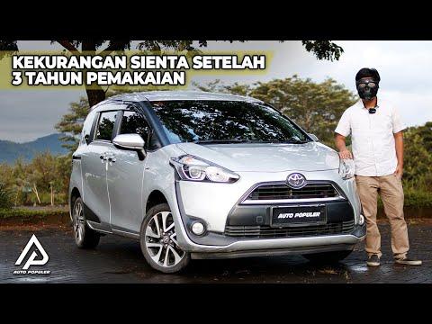 Review Toyota Sienta,