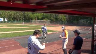 russtar vs beavers - middle 5th - dugout - (11/18) - 28.08.2011