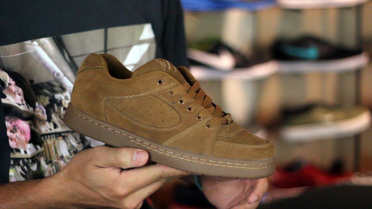 eS Accel OG Skate Shoes Review