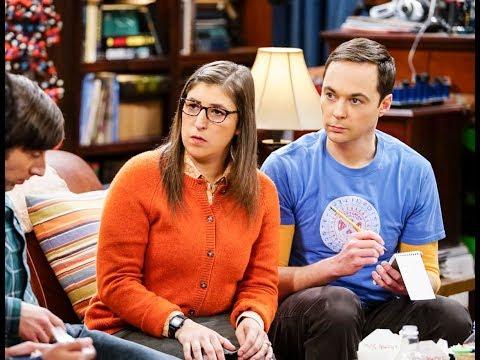 Penny resuelve la teoria de cuerdas - The big Bang Theory