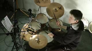 Whiplash - Caravan drum Intro - Tutorial and Score