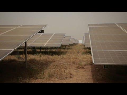 Burkina Faso launches Sahel region's largest solar power plant