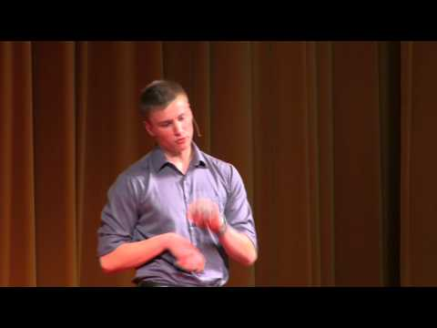 Philosophy from mathematics   Trace Hill   TEDxLSSU