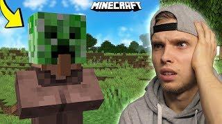 BYŁEM W SZOKU GDY TO ZOBACZYŁEM w Minecraft!
