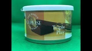 Обзор трубочного табака G. L.  Pease Triple Play