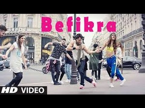 BEFIKRA Full Music Video 2016 TIGER SHROFF Disha Patani Sam Bombay