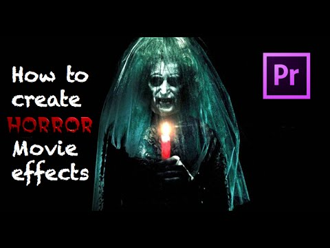 how to make horror movie effects for 360 degree video at