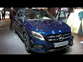 Mercedes-Benz GLA 180 d 2017 In detail review walkaround Interior Exterior