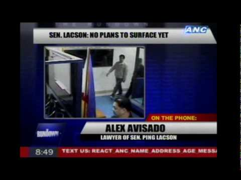 THE RUNDOWN: Sen. Lacson & the Dacer-Corbito case, July 9, 2010 (Part 3 of 3)