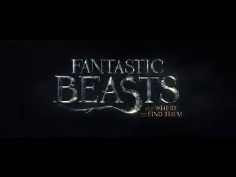 Primeiro Trailer de Animais Fantásticos e onde Habitam