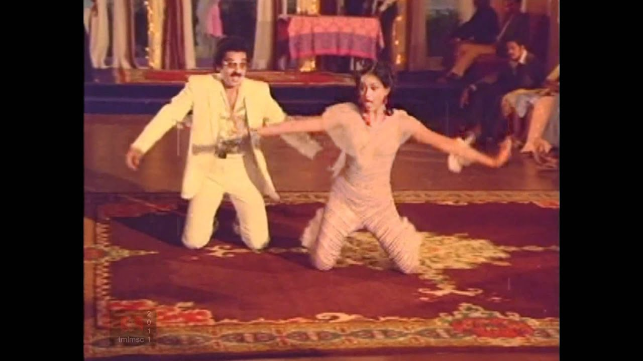 Varudhu Varudhu Hd video songs download [1983] |  Thoongathe Thambi Thoongathe | Kamal Haasan, Radha and Sulakshana.
