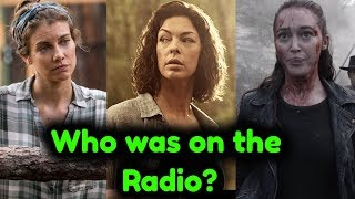 The Walking Dead Season 10 'Angela Kang Radio Voice Teaser' Breakdown!