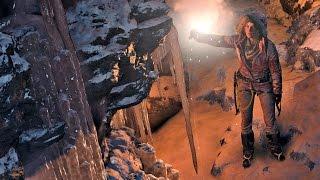 Новости игр: новое видео к игре Rise of the Tomb Raider