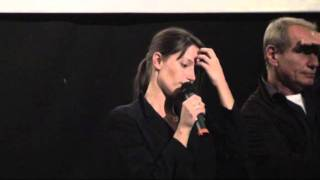 """Marie Gillain (Extrait), avant-première de """"Toutes nos envies"""""""