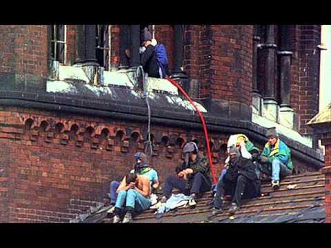 Strangeways prison riot 1990, radio discussion