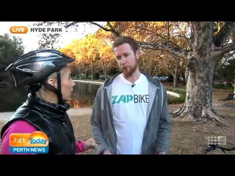 Zap Electric Bike - Part 1 | Today Perth News