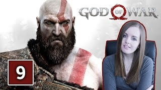 ALFHEIM | God Of War PS4 Gameplay Walkthrough Part 9 (God Of War 4)