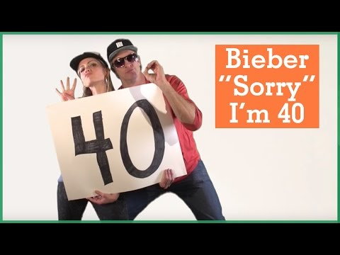 Justin Bieber Sorry Parody   IM 40   The Holderness Family  The Holderness Family