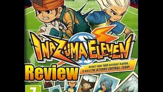 Inazuma Eleven DS Review
