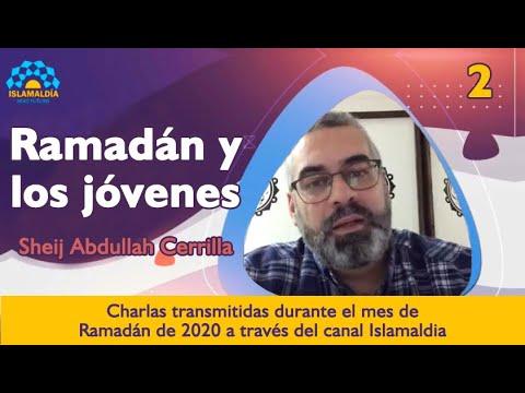 (VIDEO) Ramadan y los jóvenes  Un nuevo ciclo de charlas del Sheij Abdallah Cerrilla