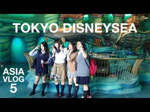 Asia Vlog 5: Tokyo DisneySEA