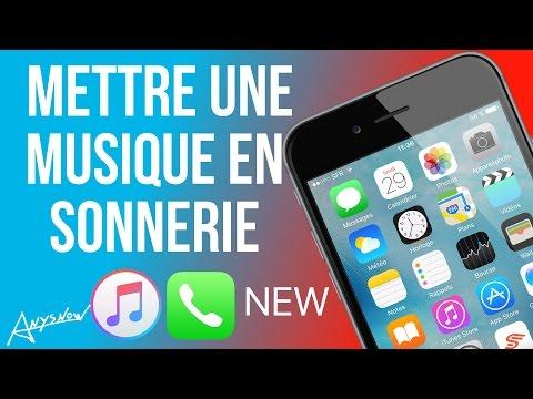 NEW : Mettre Une Musique En Sonnerie Sur IPhone ! [TUTORIEL] Avec La Nouvelle Version ITunes