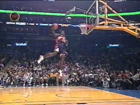 Jason Richardson - 2004 NBA Slam Dunk Contest