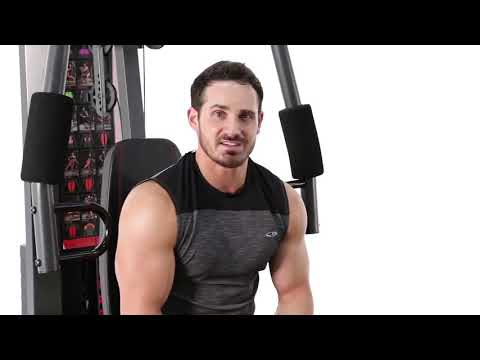 Marcy 150 Lb Stack Weight Home Gym | MWM-990