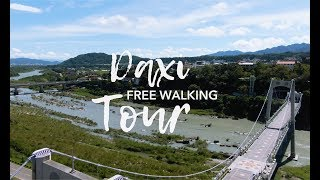 Taoyuan Daxi Free Walking Tour丨Travel in Taiwan丨Like It Formosa, the No.1 Walking Tour