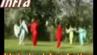 YouTube - Attan dai Gada Da Da pighlo shor mashor de .Naghma new Pashto song..avi