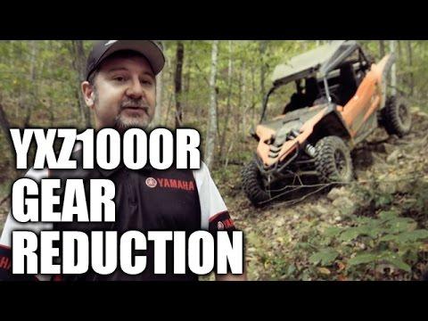 Yamaha YXZ1000R Gear Reduction Kit
