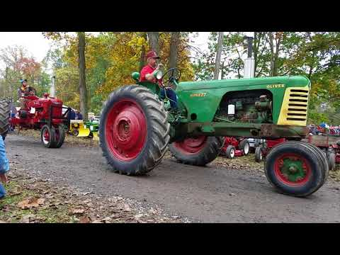 Shermans valley heritage days 2017 tractor parade