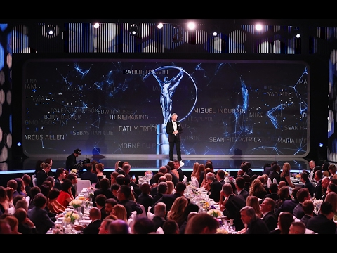 The Laureus World Sports Awards - Monaco 2017