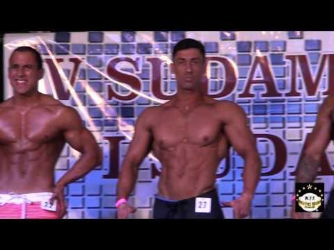 "WFF SUDAMERICA 2015 ARGENTINA""fitness model 2"""