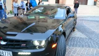 Camaro owner at Souk Madinat Jumeirah Dubai