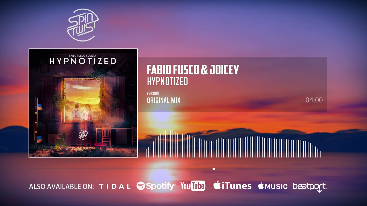 DOWNLOAD Fabio Fusco, Joicey – Hypnotized (Official Audio) Mp3 song