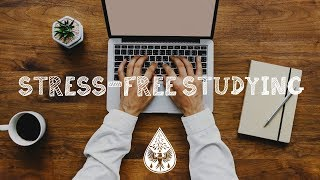 Stress-Free Studying 📚 - An Indie/Folk/Pop Playlist | Vol. 1