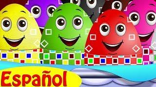 Huevos Sorpresas con Juguetes para Aprender los Números – Aprende a Contar del 1 al 10 | ChuChu TV thumbnail