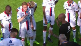 Olympique Lyonnais v. FC Blue Stars, Match Highlights