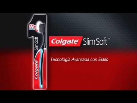 Colgate Slim Soft Black - YouTube d29166c292cf