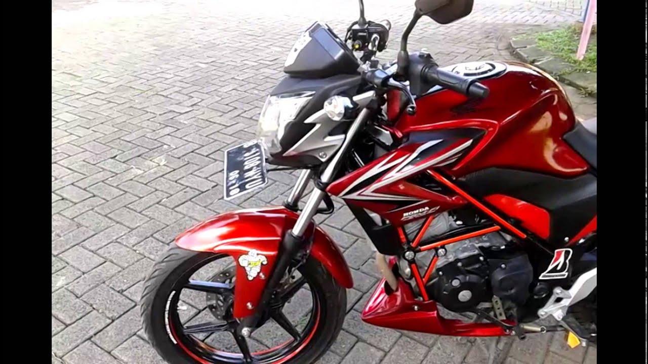 100 Modifikasi Motor Cb 150 R Sederhana Modifikasi Motor Honda CB