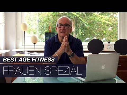 Best Age Fitness | Frauen Spezial | 5 Tipps zur Fettverbrennung und dem korrekten Muskelaufbau ab 50
