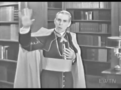 The Divine Sense of Humor   Bishop Fulton J Sheen