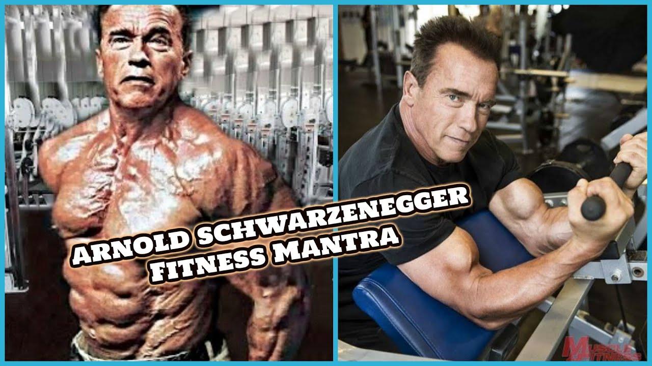 Arnold Schwarzenegger My Workout Regimen At 67